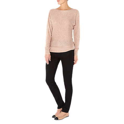 Buy Hobbs Lola Jumper, Neutral Online at johnlewis.com