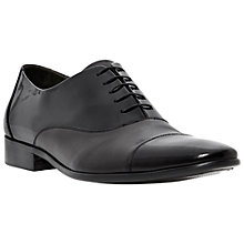 Buy Dune Announce Leather Oxford Shoes Online at johnlewis.com