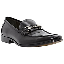 Buy Dune Adventure Leather Loafers Online at johnlewis.com