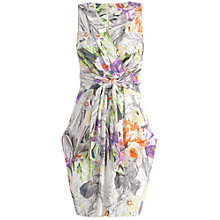 Buy Almari Floral Printed Dress, Multi Online at johnlewis.com