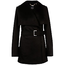 Buy Ted Baker Adalya Short Drape Jacket Online at johnlewis.com