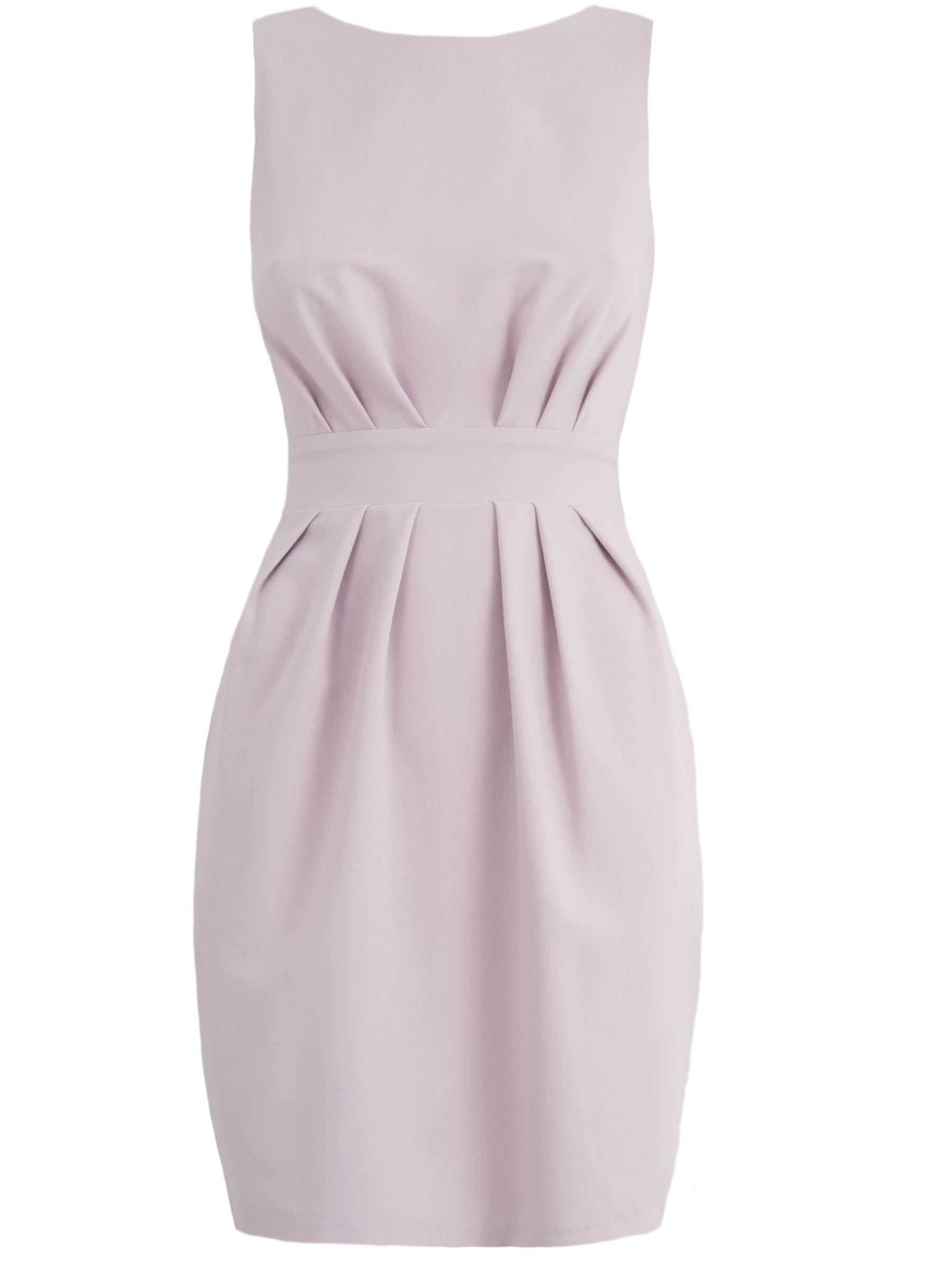 almari pleated waist dress lilac, almari, pleated, waist, dress, lilac, women, womens dresses, special offers, womenswear offers, womens dresses offers, 601158