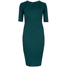 Buy Ted Baker Corie Pleated Bodycon Dress Online at johnlewis.com