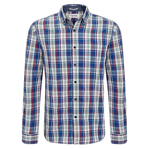 Buy Hilfiger Denim Darwin Shirt, Gardenia Online at johnlewis.com