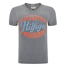 Buy Hilfiger Denim Giada Tee Online at johnlewis.com
