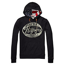 Buy Hilfiger Denim Kris Hoodie Online at johnlewis.com