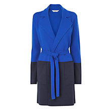 Buy L.K.Bennett Milano Cardigan, Cobolt Online at johnlewis.com