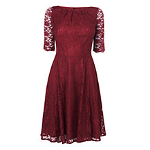 Buy L.K. Bennett Fit and Flare Dress Online at johnlewis.com