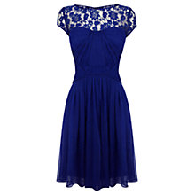 Buy Coast Lisanna Dress, Cobalt Blue Online at johnlewis.com