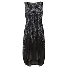 Buy Mint Velvet Print Ovoid Dress, Multi Online at johnlewis.com