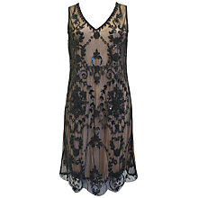 Buy Rise Elizabeth Dress, Black Online at johnlewis.com