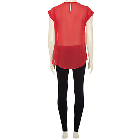 Buy Rise Amber Top Online at johnlewis.com