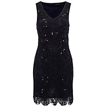 Buy Rise Elizabeth Dress, Navy Online at johnlewis.com