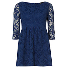 Buy Rise Allie Dress, Navy Online at johnlewis.com