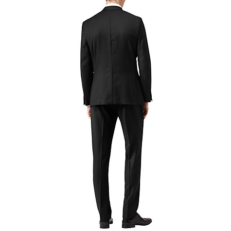 Buy Reiss Heaver Tailored Suit, Black Online at johnlewis.com