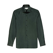 Buy Reiss Enrique Diamond Dobby Long Sleeve Shirt Online at johnlewis.com