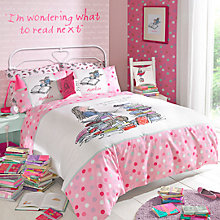 Buy Roald Dahl Matilda Duvet Cover and Pillowcase Set Online at johnlewis.com