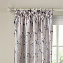 Buy John Lewis Magnolia Lined Pencil Pleat Curtains Online at johnlewis.com