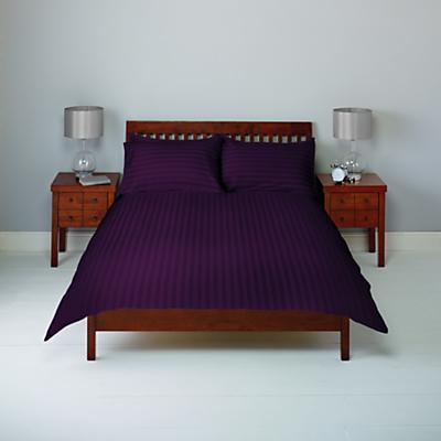 John Lewis Satin Stripe Bedding