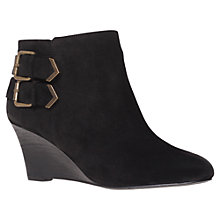 Buy Nine West Zummie Wedged Ankle Boots Online at johnlewis.com