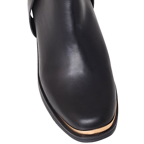 Buy Carvela Swap Ankle Boots, Black Online at johnlewis.com
