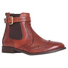 Buy Carvela Slow Leather Chelsea Boots Online at johnlewis.com