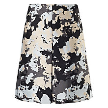 Buy Whistles Terrazzo Pleated Skirt, Multicolour Online at johnlewis.com