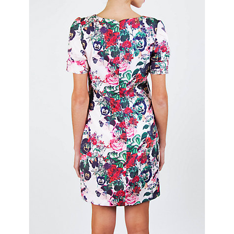 Buy Whistle & Wolf Garden Party Dress, Multi Online at johnlewis.com
