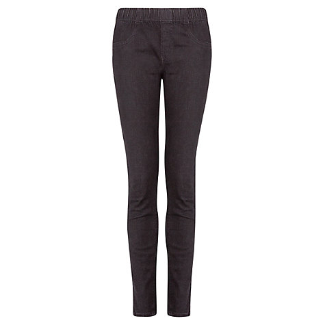 Buy Mango Jeggings, Black Online at johnlewis.com