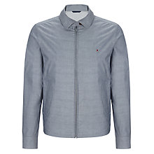 Buy Tommy Hilfiger Ivy Jacket, Chambray Online at johnlewis.com