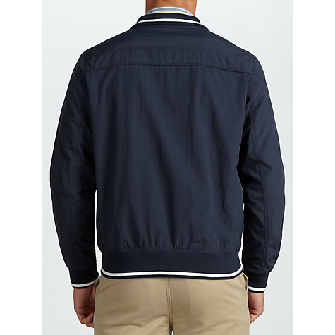 Buy Tommy Hilfiger Matthew Bomber Jacket, Navy Online at johnlewis.com