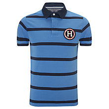 Buy Tommy Hilfiger Striped Polo Shirt Online at johnlewis.com