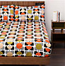Buy Orla Kiely Square Flower Duvet Cover, Single Online at johnlewis.com
