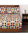 Orla Kiely Square Flower Bedding