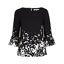 Buy Fenn Wright Manson Dana Top, Black/Chalk Online at johnlewis.com