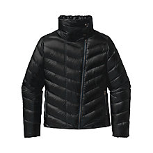 Buy Patagonia Quilted Prow Jacket, Black Online at johnlewis.com