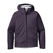 Buy Patagonia Torrentshell Jacket, Navy Online at johnlewis.com
