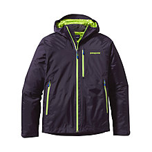 Buy Patagonia Torrentshell Insulated Jacket, Graphite Navy Online at johnlewis.com