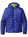 Patagonia Nano Puff Hooded Jacket, Viking Blue