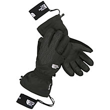 Buy The North Face Montana Mitts, Black Online at johnlewis.com