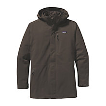Buy Patagonia Tres 3-in-1 Parka, Dark Walnut Online at johnlewis.com