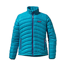 Buy Patagonia Windproof Down Jacket, Curacao Online at johnlewis.com