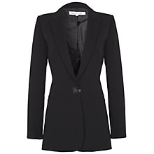 Buy Damsel in a dress Amber Noir Tailored Jacket, Black Online at johnlewis.com