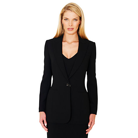 Buy Damsel in a dress Amber Noir Jacket, Black Online at johnlewis.com