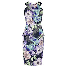 Buy Coast Cora Dress, Multi Online at johnlewis.com