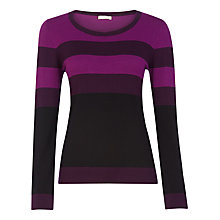 Buy Planet Multi Stripe Knit Jumper Online at johnlewis.com