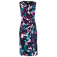 Buy Planet Ruffle Front Floral Dress Online at johnlewis.com