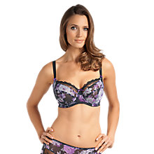 Buy Fantasie Amanda Underwired Bra, Storm Online at johnlewis.com