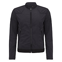 Buy Diesel J-Hollis Jacket, Navy Online at johnlewis.com