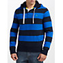 Buy Polo Ralph Lauren Hooded Rugby Sweat Top, Pacific Royal Online at johnlewis.com
